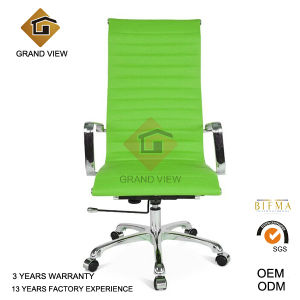 Green Leather Classical Chair (GV-OC-H306) pictures & photos