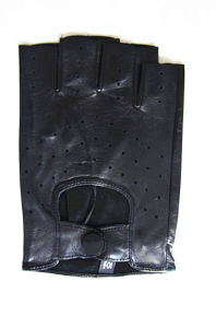 Men′s Fashion Leather Gloves (JYG-24105) pictures & photos
