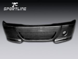 China ABS CSL Front Bumper With Fog Lampn for BMW E46 M3