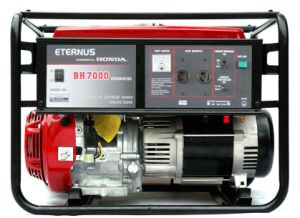 5kVA 5kw Honda Engine Mini Gasoline Power Generator Bh7000 pictures & photos