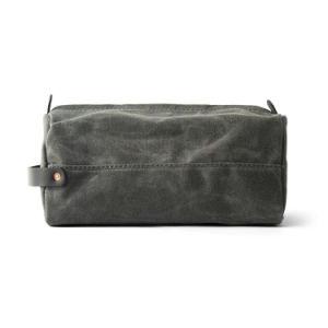 bd6a004848f5 Custom Mens Shaving Kit Bag Waxed Canvas Dopp Kits Travel Toiletry Bag