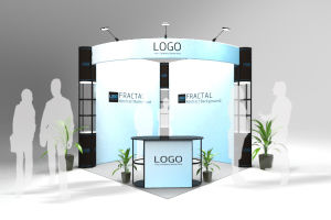 Hot Sale Trading Show Portable Exhibition Booth pictures & photos