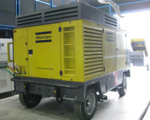 Xrvs716CD (19.7m3/min 25bar) Atlas Copco Mobile Portable Air Compressor