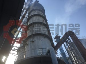 China Top Quality Vertical Shaft Lime Kiln 50tpd~500tpd