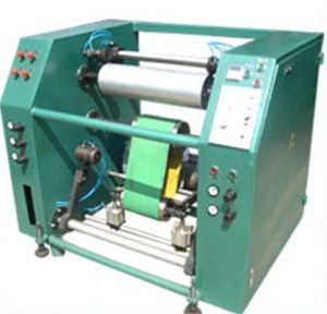 Semi Automatic Stretching Film Rewinder Machine pictures & photos