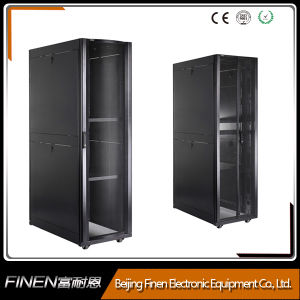 "19"" 600*1070*42u Server Rack Cabinet at Factory Price (Modified from APC3100) pictures & photos"
