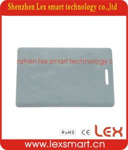 ISO11785 125kHz Tk4100 Clamshell Card China