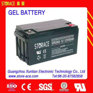 CE/SGS, 12V Gel Battery for Electric Power pictures & photos