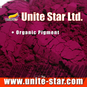 Organic Pigment Red 122 for Fibre pictures & photos