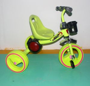 China Baby Tricycle Kids 3 Wheels Kids Buggy Ride on Toys with Ce pictures & photos