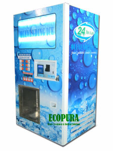 High Quality OEM Ice Water Vending Machine /Vendor pictures & photos