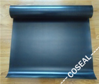 The Black Colors of Nitrile Rubber Mat for Floor