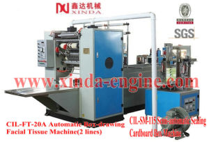Facial Tissue Interfolding Machine pictures & photos