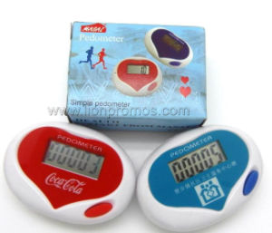 Promotional Health Gift Digital Pedometer pictures & photos