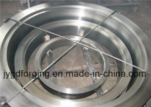 SAE4145h SAE8620h Forged Steel Ring Part for Marine pictures & photos
