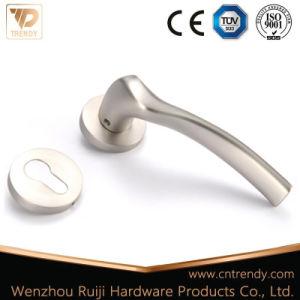 Door Hardware European Style Handle In Cp Sn Color Z6241 Zr18