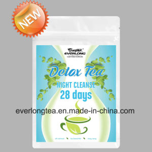 Herbal Wellness Flat Tummy Tea Burn Fat Tea Detox Tea (Night Cleanse Tea 28 days Infusions) pictures & photos