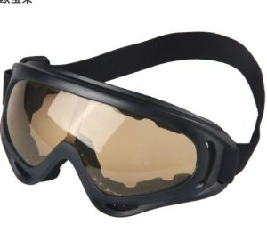 UV Protection Outdoor Snowmobile Bicycle Ski Glasses CS Army Tactical  Military Goggles Windproof Glasses Anti-Sand Glasses Protective Glasses