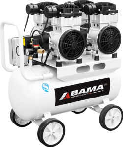 Tat-3040 Silent Oil Free Air Compressor (3HP 40L)