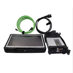 China True MB C5 WiFi Xentry Connect Mux C5 for Mercedes Benz C5 SD