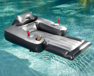 Outdoor Natural Gas Fire Pit Table, China Electric Water Inflatable Floating Lounger Pool Motorized Lounge Chair With Motor Pool Toy For Adults China Motorized Lounge Chair And Floating Pool Lounge Chair Price