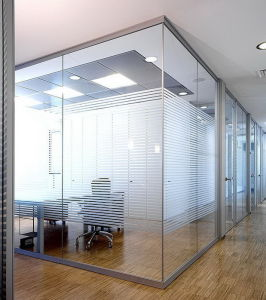 Aluminum Office Partition / Aluminum Partition/Aluminum Sunlight Room pictures & photos