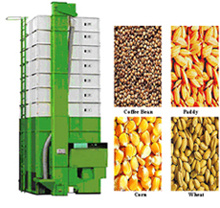 Circulating Grain Dryer (HGT-30/60/100/120/300)