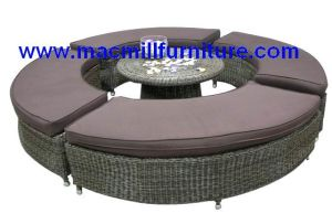 Outdoor Furniture Set With Cushion (MO 082)
