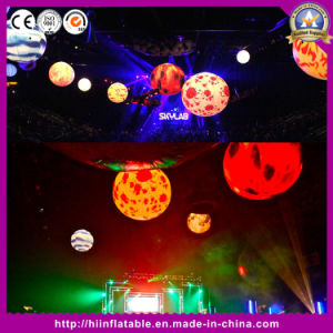 New Brand Inflatable Planet Balloons, Earth, Moon, Jupiter, Saturn, Uranus, Neptune, Mercury, Venus, Mars
