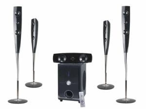 China Sound Box 5 1 Home Theater Speaker System Nd 5112 Vibration