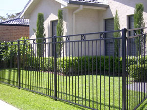 High Quality and Low Price Palisade Fence S0277