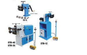 Electric Bead Bending Machine (Beading Machine TB12 ETB12 ETB25) pictures & photos