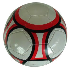 Machine Stitched Shiny PVC Football (XLFB-041)