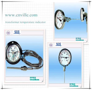 Bimetallic and Pressure Series Thermometers pictures & photos