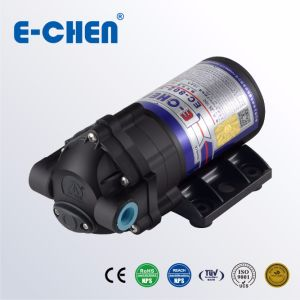 E-Chen 802 Series 75gpd Compact Diaphragm RO Booster Water Pump pictures & photos