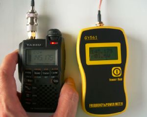 Portable Frequency Counter (GY561)