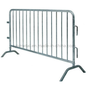 Galvanized Metal Heavy Duty Crowd Control Barrier pictures & photos