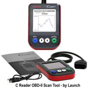 Launch Scanner (CREADER V)