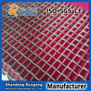 Ladder Food Conveyer Belts Made in China pictures & photos