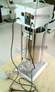 15L Automatic Electric Optional Size Sausage Stuffer, Sausage Filler, Sausage Filling Making Machine pictures & photos