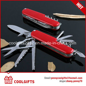 11 in 1 Multifunction Camping Outdoor Folding Pocket Knife pictures & photos