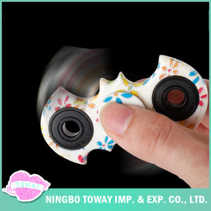 Fingertip Gyro Dirt Resistant Small Hand Fidget Toys for Kids pictures & photos