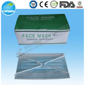 Earloop 3-Ply Colorful Nonwoven Face Mask pictures & photos