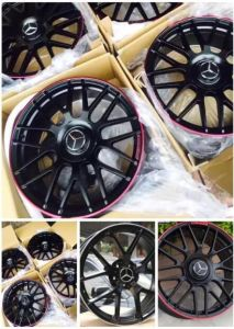 China 2017 New Design Car Wheel Rims For Mercedes C63 Benz China