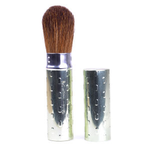 High Quality with Goat Hair Professional Retractable Powder/Blush/Face/Eyebrow Cosmetics Makeup Brush pictures & photos