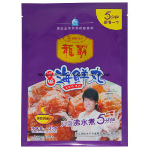 Seafood Medley Plastic Packaging Bag pictures & photos