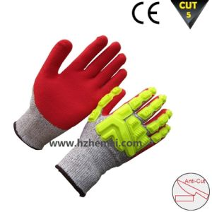 TPR Gloves Impact and Cut Resistant Protection Mechanix Work Glove pictures & photos