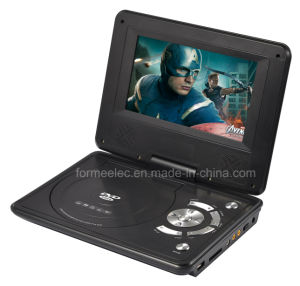 "7"" LCD Portable DVD Player Pdn7808 with Analog TV Games pictures & photos"