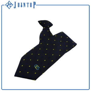 Polka DOT Silk Necktie with Your Own Custom Logo pictures & photos