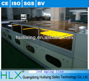 Intelligent LED Light Aging Line pictures & photos